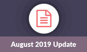 itslearning August 2019 Update