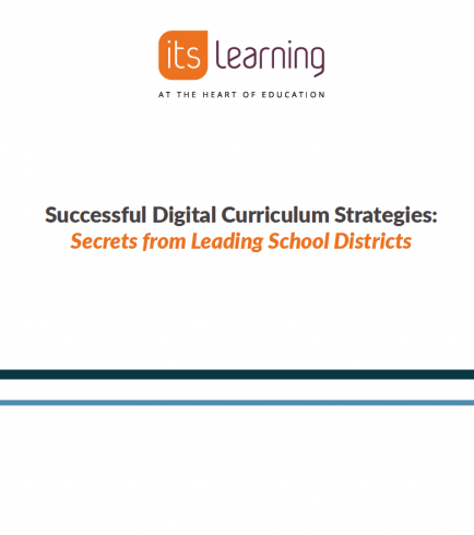 cover of curriculum mgmt ebook